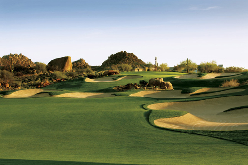 Troon North -  Pinnacle